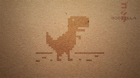 Chrome dino/ godzilla wallpaper by monstars753 on DeviantArt