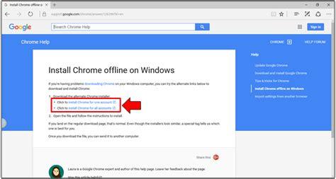 Chrome Installer Offline Windows Xp   cbhelper