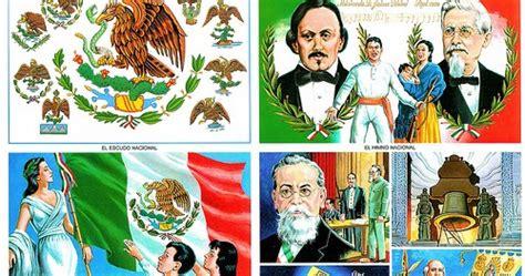 Ciclo Escolar: Los Símbolos Patrios de México