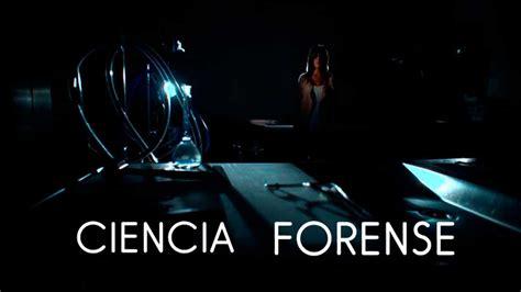 Ciencia forense, una docuficción - RTVE.es