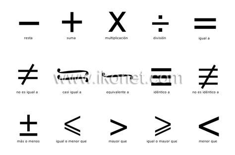 ciencia > símbolos científicos > matemáticas > matemáticas ...