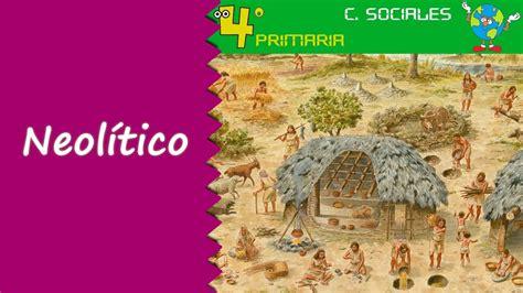Ciencias Sociales. 4º Primaria. Tema 7. La prehistoria: el ...
