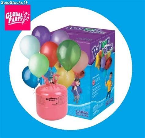 Cilindro de helio, balón gas helio, inflado globos con ...