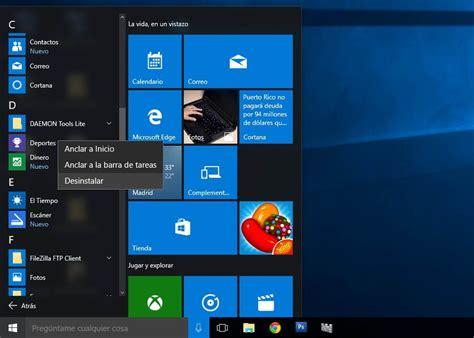 Cinco cosas que deberíamos hacer tras instalar Windows 10 ...