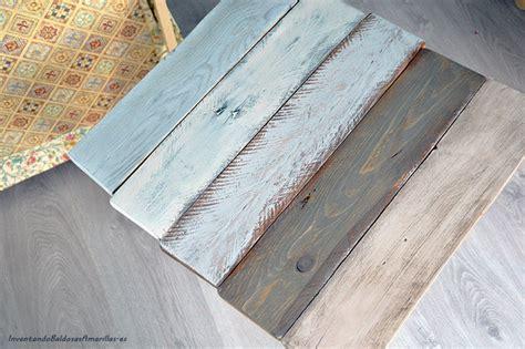 Cinco formas de pintar madera de palet