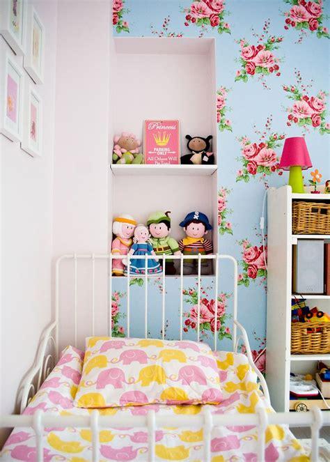Cinco ideas creativas para decorar el cuarto de una niña