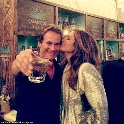 Cindy Crawford and husband Rande Gerber toast Cinco de ...