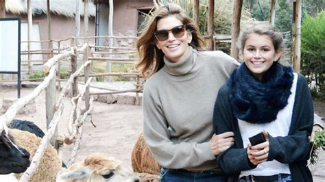 Cindy Crawford and Kaia Gerber s Best Mother Daughter ...
