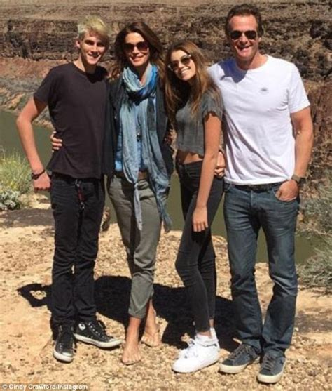 Cindy Crawford posts photo as she wishes Rande Gerber a ...