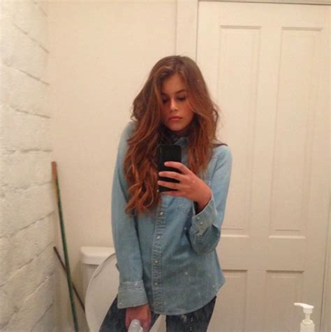 Cindy Crawford???s Daughter Kaia Wants to Start Modeling ...