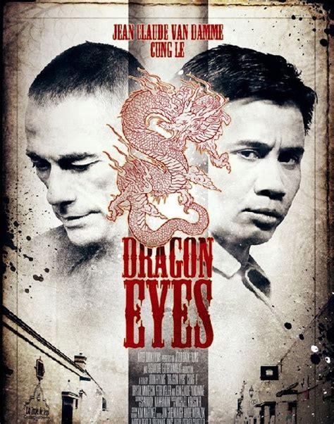 Cine de Artes Marciales: DRAGON EYES (TRAILER)