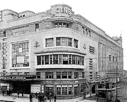 Cine Europa in Madrid, ES   Cinema Treasures