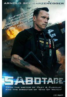 Cine: Sabotage | Programación TV