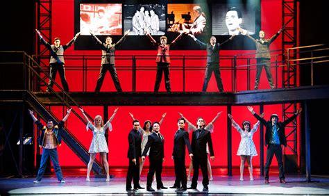 Cinema e Teatro: Al a Teatro Nuovo di Milano: JERSEY BOYS ...