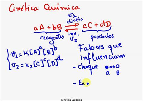cinética química 1 | Doovi