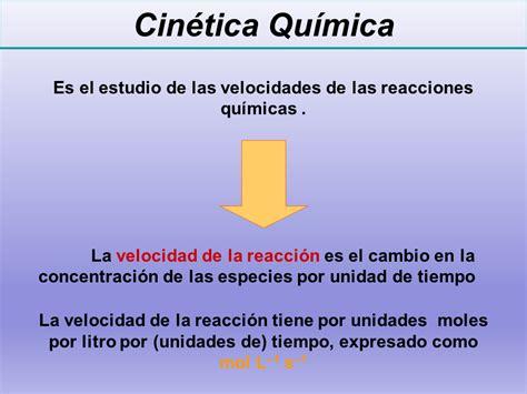 Cinética Química  Presentación Powerpoint    Monografias.com
