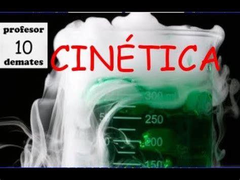 Cinética Química TRUCOS ejercicios resueltos velocidad ...