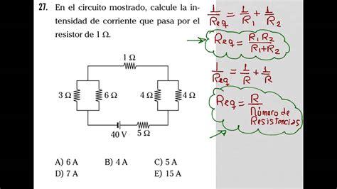 Circuito serie, circuito paralelo, Ley de Ohm - YouTube