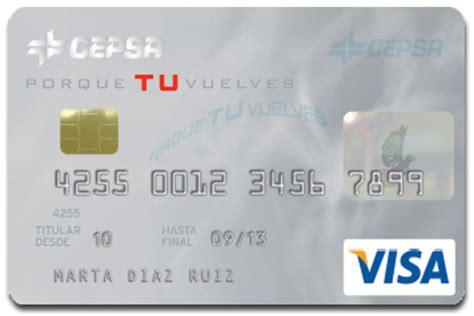 Círculo de Conductores: Visa Cepsa Porquetuvuelves (Nuevas ...