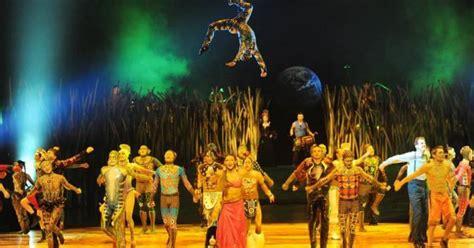 Cirque du Soleil vuelve a los orígenes de la humanidad con ...