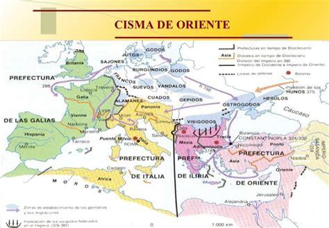 Cisma de Oriente y Occidente