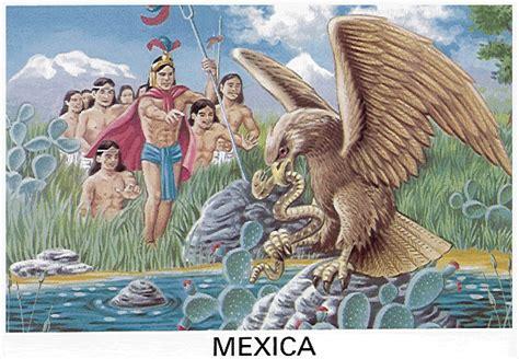 Cisnes y Rosas: La Religión Azteca