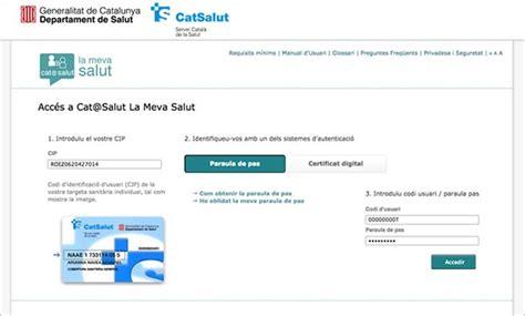 Cita previa CATSALUT【 Internet y telefono 】Ayuda
