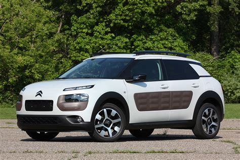 CITROEN C4 CACTUS IN THE USA   FCIA   French Cars In America