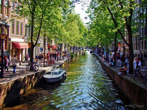 City Hopper: Amsterdam, Netherlands | The Swiss Rock