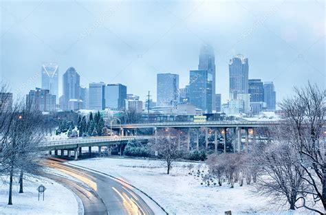 ciudad de Charlotte carolina del norte después de la ...