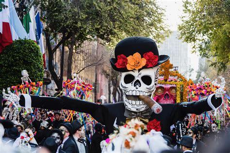 ¡Ciudad de México celebra el Día de Muertos con su gran ...