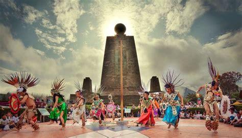 Ciudad Mitad del Mundo, Donde las Culturas se Reunen ...