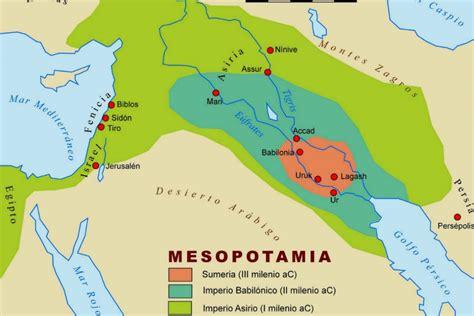 Ciudades antiguas  II : Mesopotamia