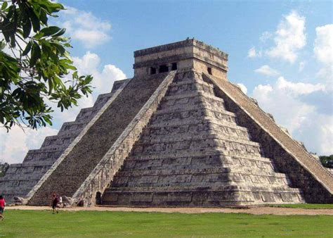 Ciudades Mayas Origen e Historia del Chichen Itza Primeras ...