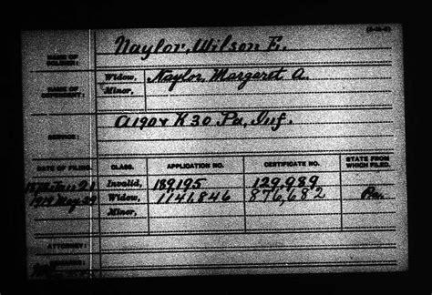 Civil War Blog » Dr. Wilson E. Naylor – Elizabethville Dentist