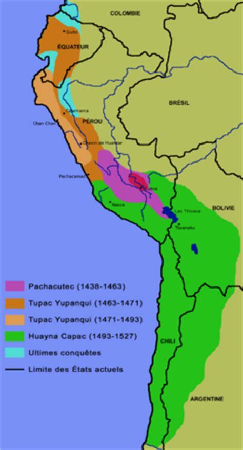 Civilisation inca — Wikipédia