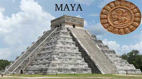Civilización Maya - Civilizaciones De Mexico