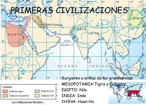 Civilizaciones Antiguas: Mesopotamia | EL CAMERINO DE ...