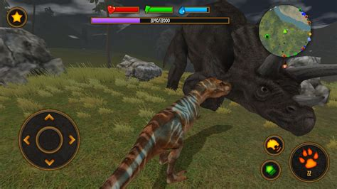 Clan of T-Rex Apk v1.0.1 Mod (One Hit KO/God Mode/Free ...