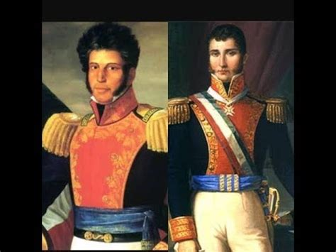 CLASE DE HISTORIA: CONSUMACION DE INDEPENDENCIA, AGUSTIN ...