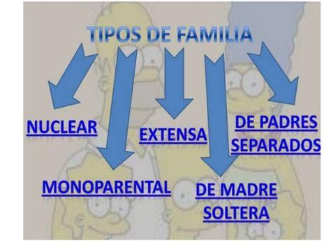 Clases de familia resumen 2012