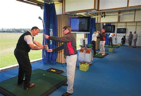 Clases de golf e ingles en Saint Andrews