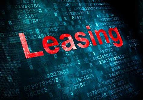 » Clasificación de leasing financiero y operativo