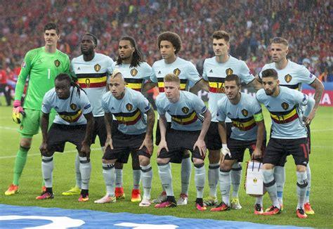 Clasificación Mundial 2018 | Bélgica tiene 40 candidatos ...