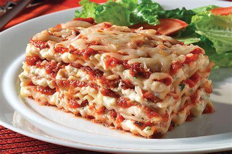 Classic Cheese Lasagna Receta   Comida Kraft