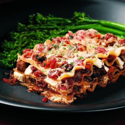 Classic Lasagna Recipe   EatingWell