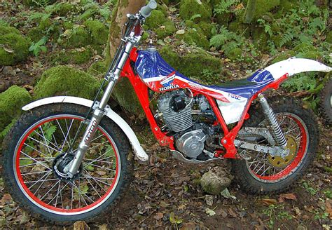 ClassicTrial, Honda TLR and Fantic Twinshock High Spec for ...