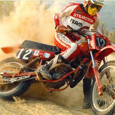 Claudio Marchi Beta CR 125 1980 | VINTAGE MX | Pinterest