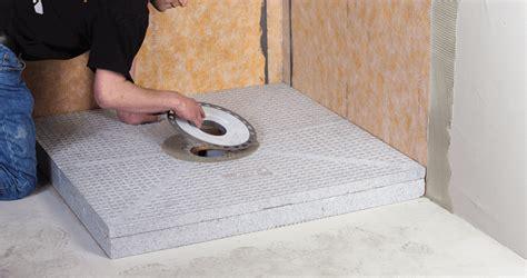 Claves para la instalación de platos de ducha de obra – Cymper