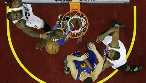 Cleveland Cavaliers - Golden State Warriors, Final de la ...
